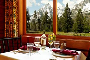 Grand Teton National Park Dining