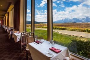 Dine in Grand Teton National Park