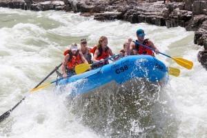 Barker-Ewing Whitewater Rafting