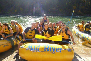 Mad River Boat Trips - whitewater exhilaration