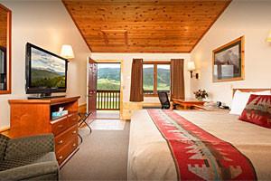 Flat Creek Inn - best value for spring & summer