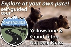 GaperGuide: GPS Self-Guided Grand Teton Tours