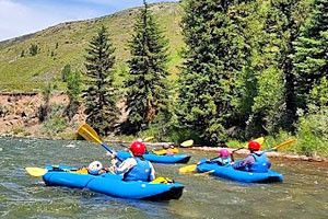 Rendezvous River Sports - watersports rentals