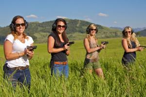 Jackson Hole Shooting Experience - Western Fun!