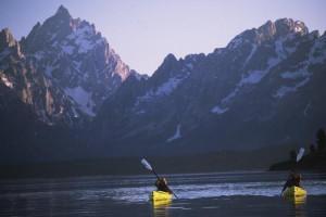 Signal Mountain Lodge - Jackson Lake Boat Rentals