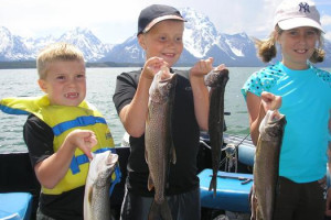 Signal Mountain Lodge - Guided Fishing Trips
