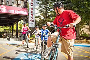 Snow King Mountain | Bike & SUP rentals
