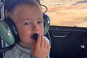Wind River Air – Scenic Heli-Tours kids love