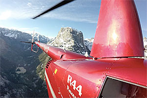 Wind River - Teton & Wind River Aerial Tours
