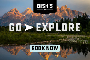 Bishs - See the Tetons In An Affordable RV Rental
