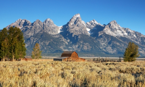 Grand Teton Attractions