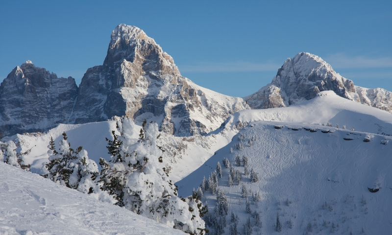 Grand Targhee Resort Teton Valley