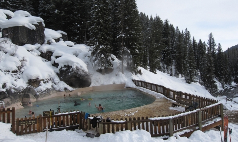 Grand Teton National Park Hot Springs Alltrips