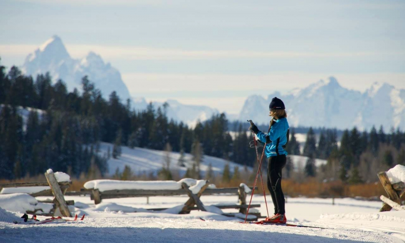 Grand Teton Cross Country