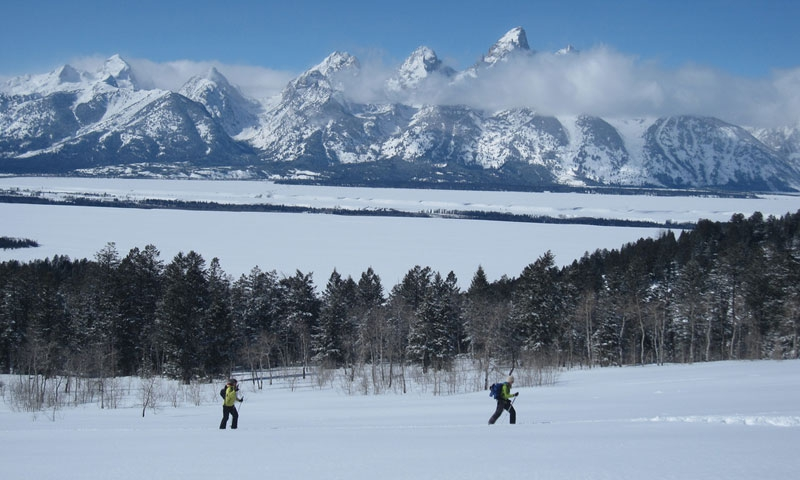 Grand Teton National Park Cross Country Skiing Nordic X
