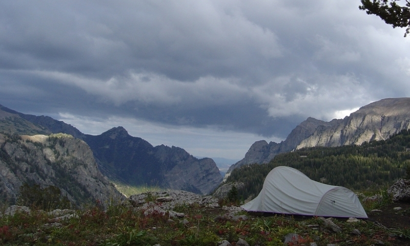 Grand Teton National Park Backpacking Backcountry Camping