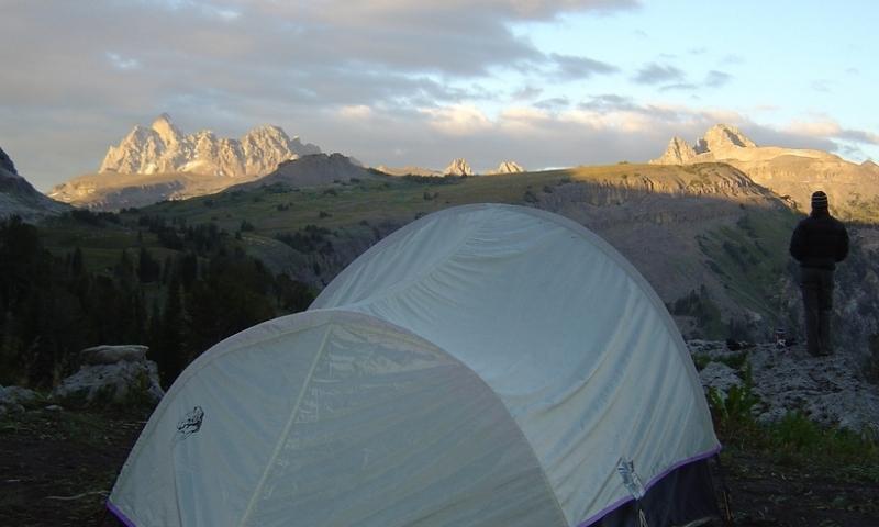 Grand Teton National Park Backpacking Backcountry Camping