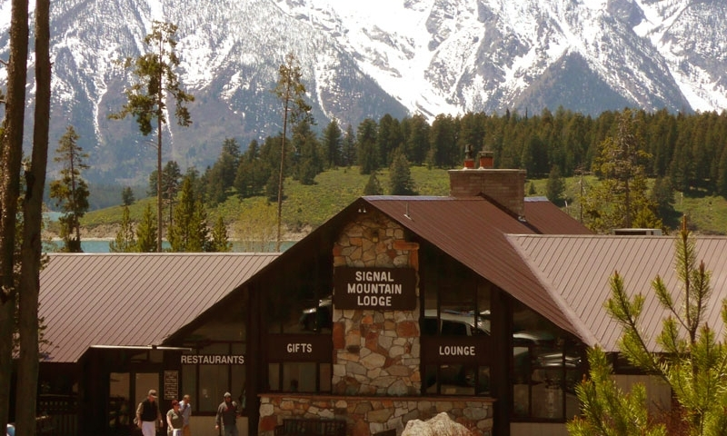 Lodging In Grand Teton National Park Hotels Lodges