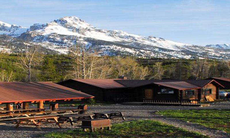 Grand Teton Climbers Ranch Alltrips