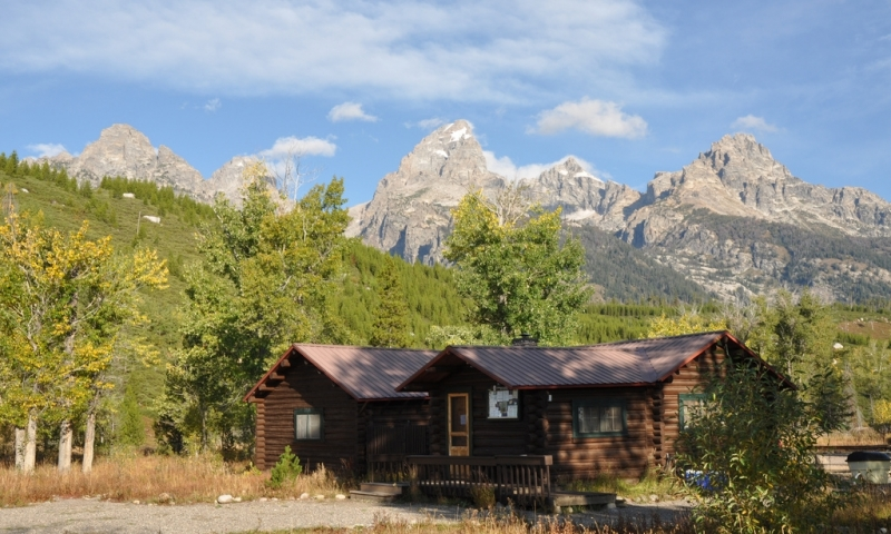Teton Climbers Ranch