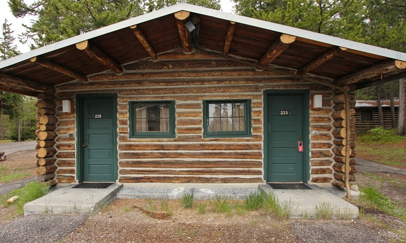 Colter bay cabins lodge wyoming grand teton national for Teton village cabins