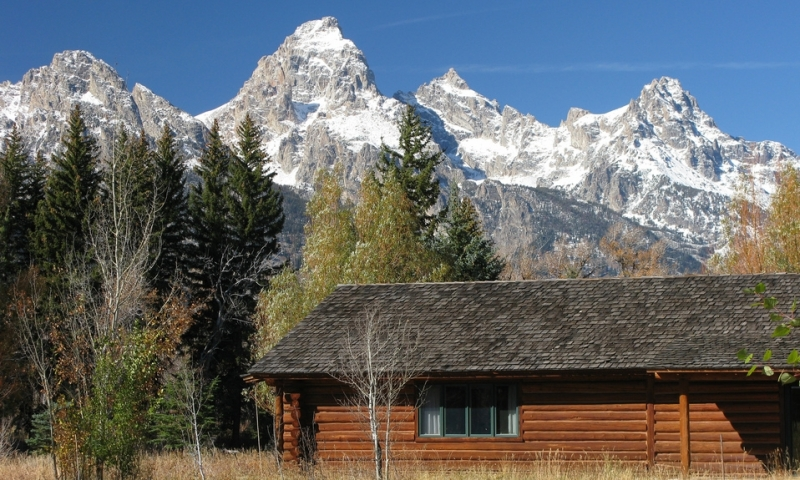 Dornans Ranch Cabins Grand Teton National Park Alltrips