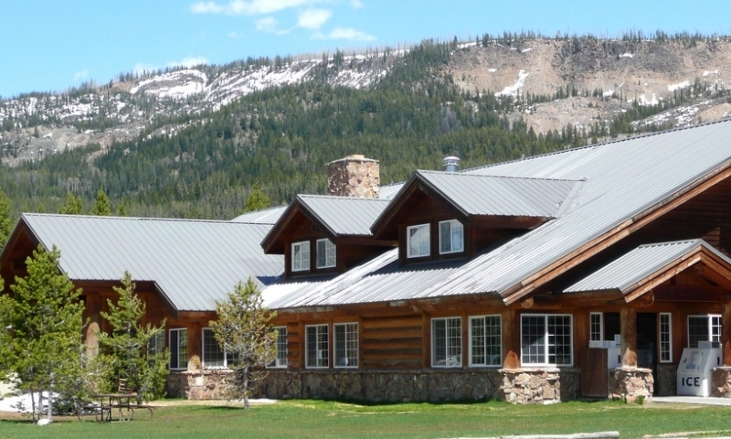 Flagg Ranch Village Grand Teton National Park