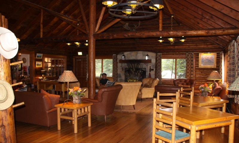 Jenny Lake Lodge Grand Teton National Park Alltrips