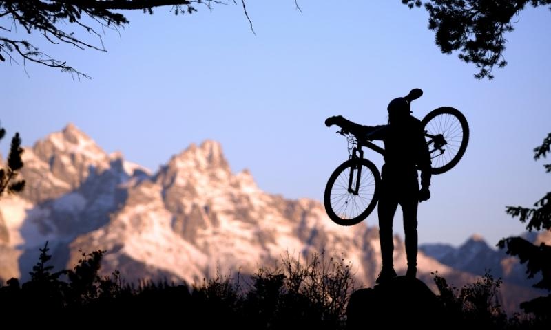 Mountain Biking Grand Teton National Park