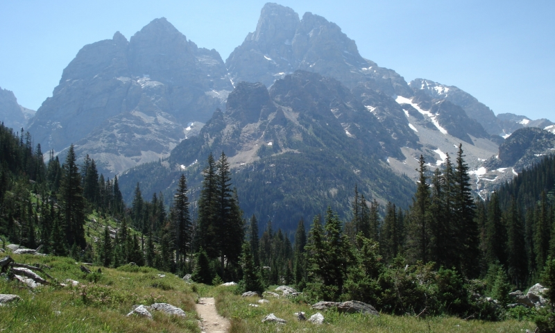 Cascade Canyon Trail Hike Grand Teton National Park