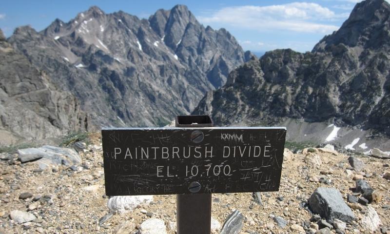 Painbrush Canyon Grand Teton National Park Alltrips