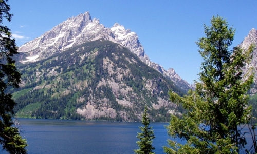 The Western Swing: Jenny Lake - Grand Teton National Park ... |Jenny Lake Grand Teton National Park