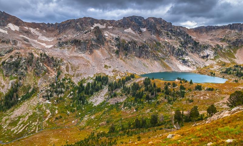 Lake Solitude Grand Teton National Park