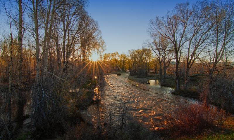 Gros Ventre River