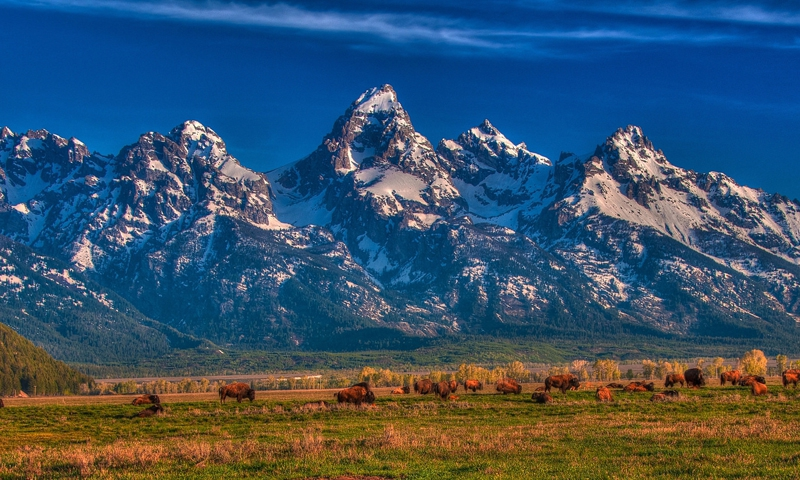 Grand Teton National Park Highlights Alltrips