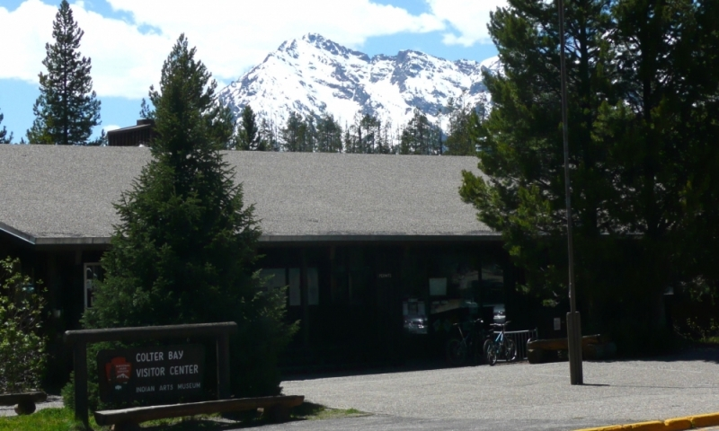 Colter Bay Village Wyoming Grand Teton National Park