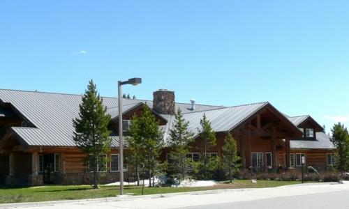 Flagg Ranch Village Wyomingwyoming village