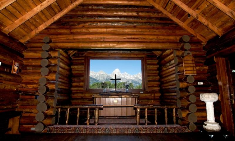 Grand Teton Chapel