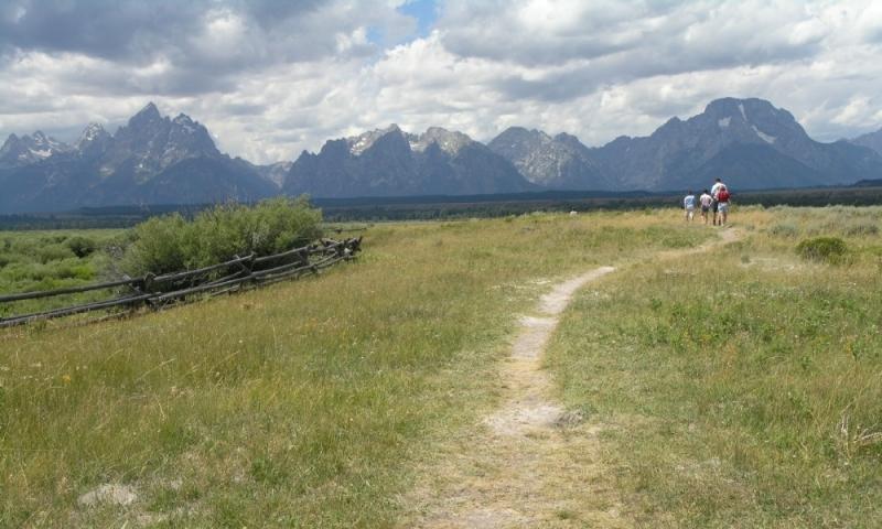 All Seasons Rv >> Cunningham Cabin in Grand Teton National Park - AllTrips