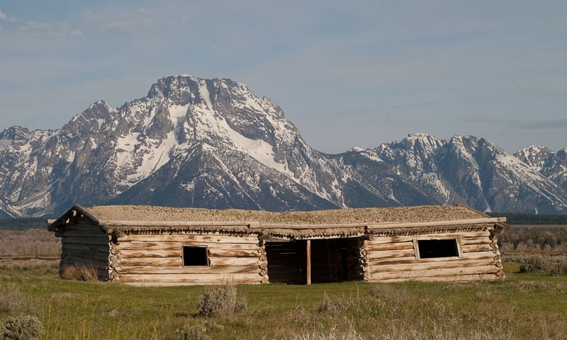 Cunningham Cabin In Grand Teton National Park Alltrips