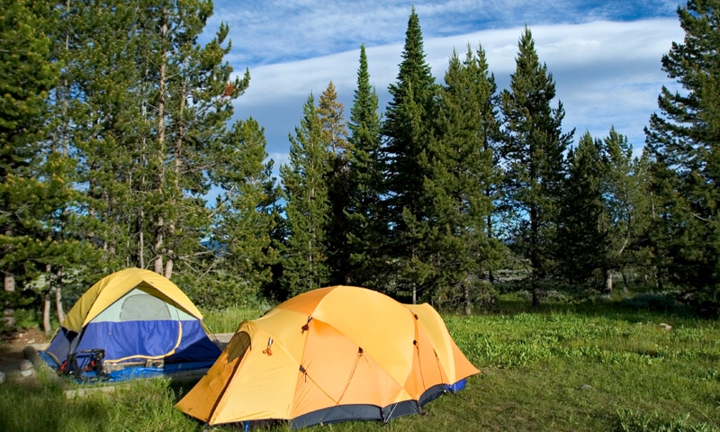 Grand Teton National Park Camping Alltrips