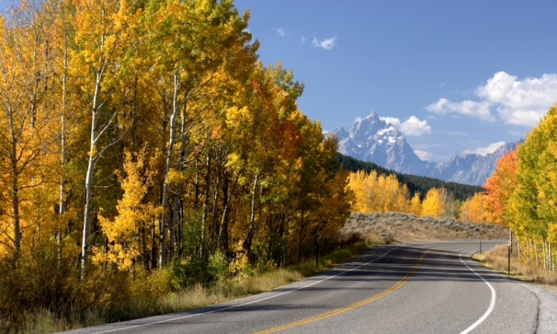 Sage Auto Group >> Grand Teton National Park Scenic Routes, Driving / Auto Tours - AllTrips