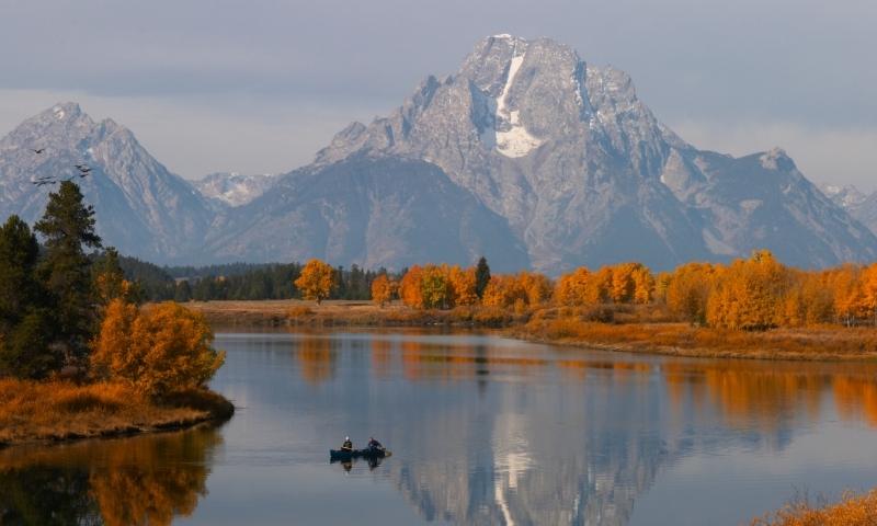 All Seasons Rv >> Mount Moran in Grand Teton National Park - AllTrips