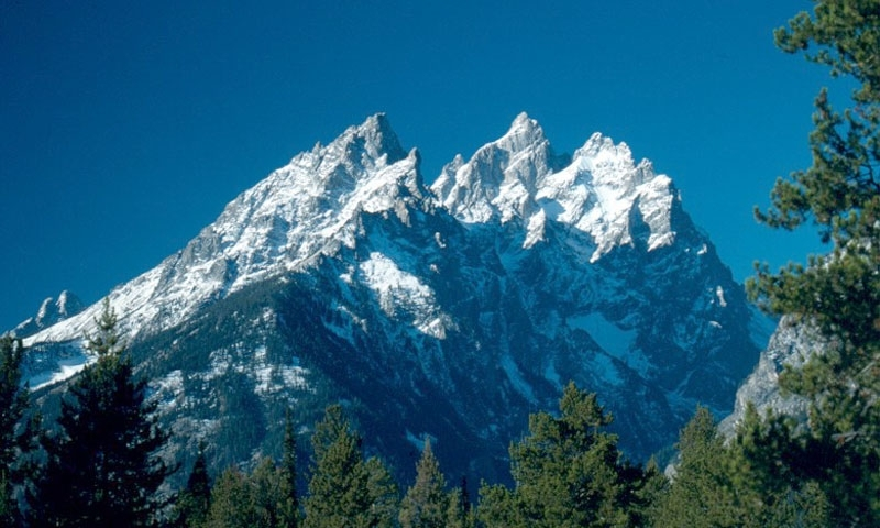 Cathedral Group In Grand Teton National Park Alltrips
