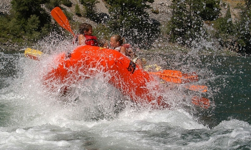 Grand Teton National Park White Water Rafting Whitewater