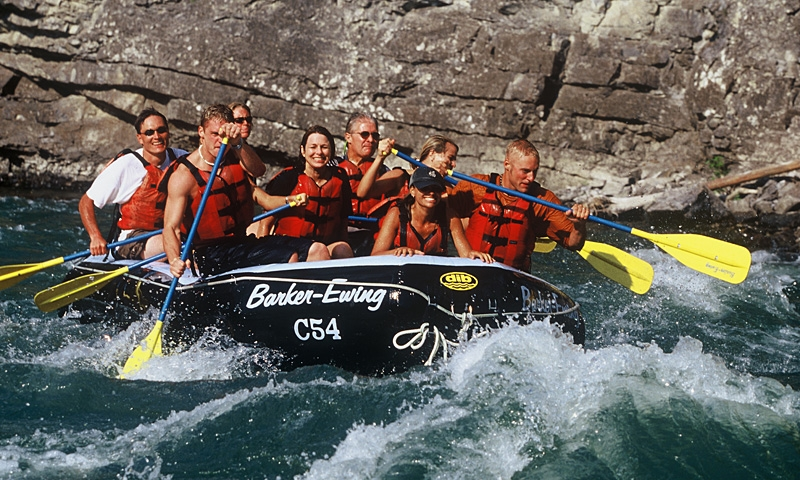 Whitewater Rafting Snake River Jackson Wyoming Jackson Hole White Water