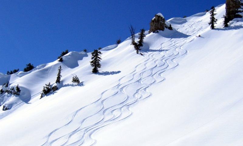Grand Teton Ski Touring