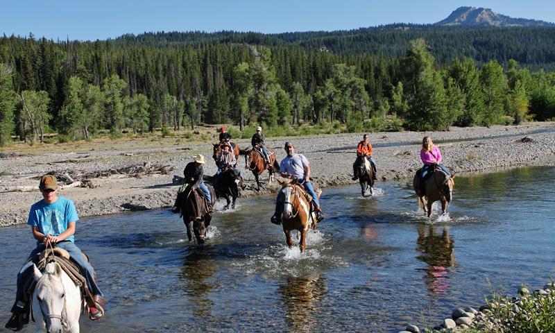 Horseback Riding Jackson Hole