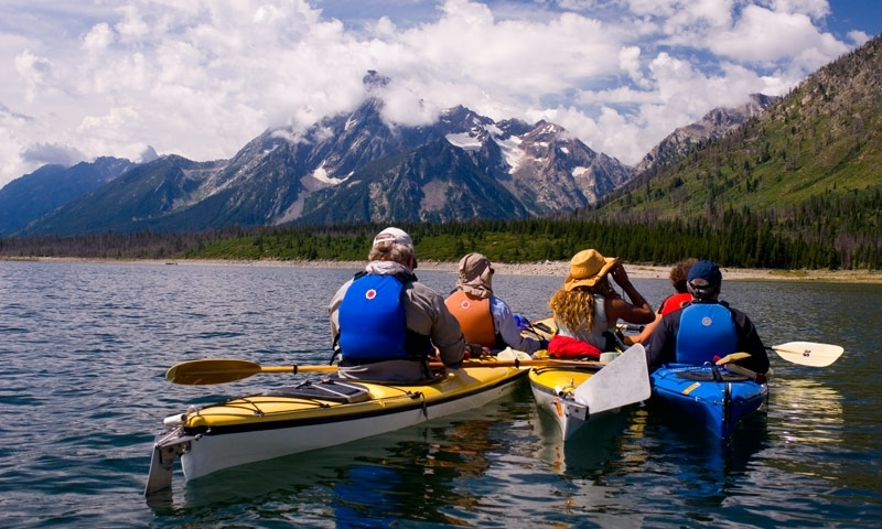 Grand Teton National Park Kayak Canoe Sup Rentals Amp Tours Kayaking Amp Paddleboarding Alltrips
