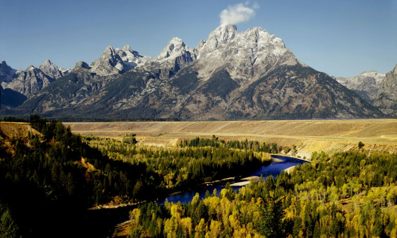 Grand Teton National Park Snake River